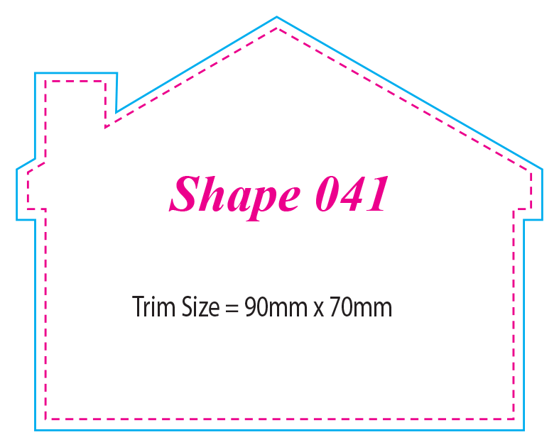 Die-cut Shape 41